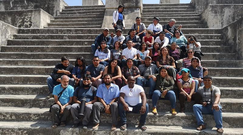 Periodistas mesoamericanos exigen esclarecimiento del asesinato de periodista hondureño