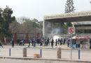 ¡El Terror Militar Hiere la Alma Mater!