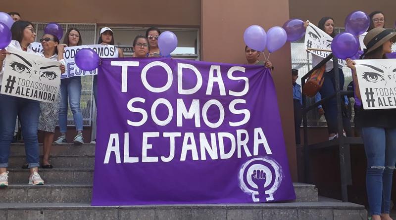 violadores de joven en La Ceiba
