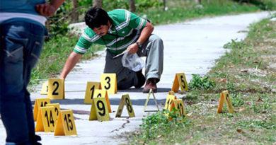 En menos de 24 horas se registran 25 muertes violentas en Honduras