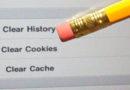 Cómo borrar datos que se almacenan cuando navegas en internet