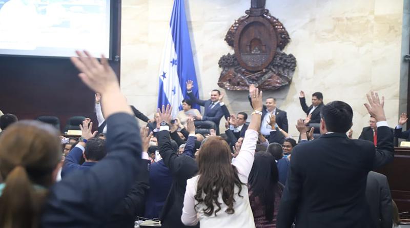 Congreso hondureño