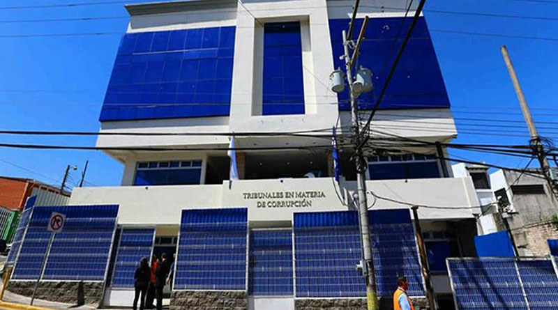 """Recusan a jueza de caso """"Narcopolítica"""" por filtrar información"""