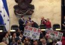 Bancada de Libre continúa en insurrección exigiendo elección de autoridades electorales