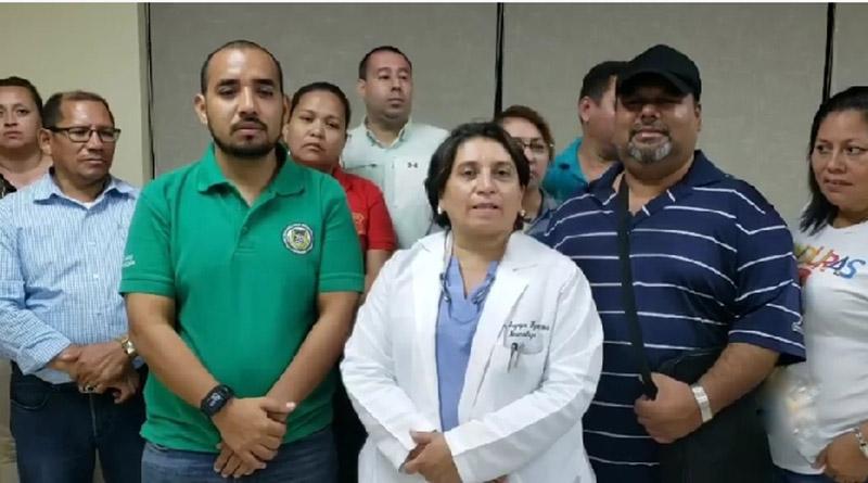 Médicos y docentes