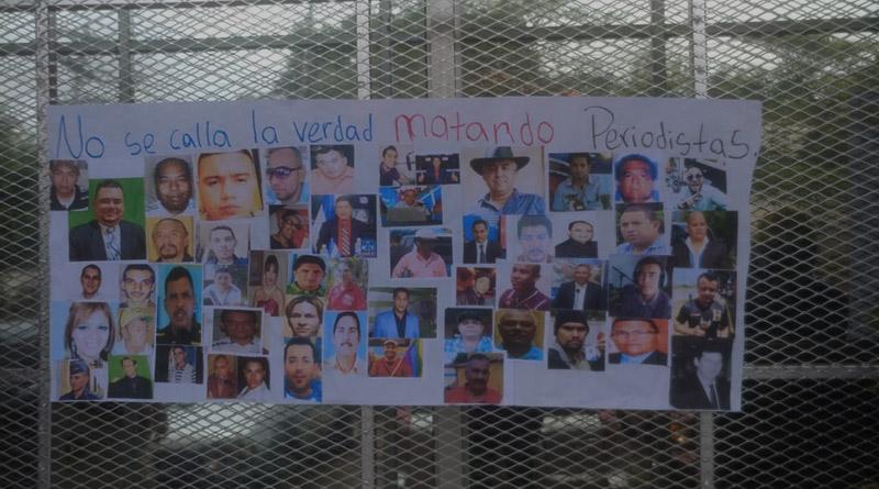 crímenes contra periodistas