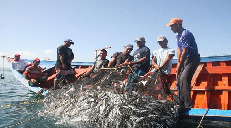 pesca artesanal en Roatán