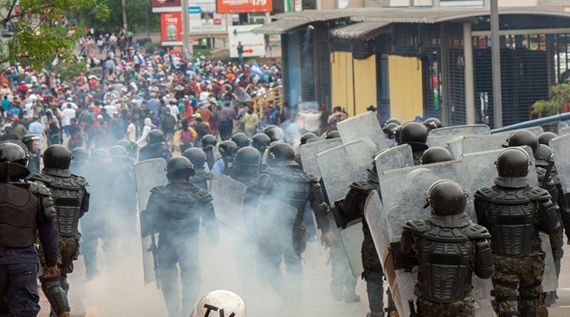 CEJIL condena represión