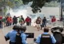 Muerte y cortinas de gases tóxicos en dictadura hondureña