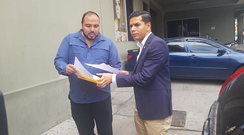 Diputado de Libre Rony Martínez denuncia por amenazas a muerte a Mario Pérez