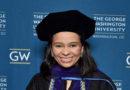 Hondureña obtiene doctorado en Derecho en Washington
