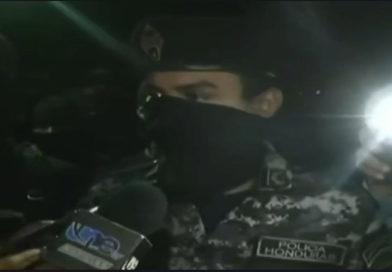 Fuerzas especiales de la policía reiteran que no reprimirán mas al pueblo