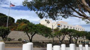 Embajada de EE.UU en Honduras presenta su plan