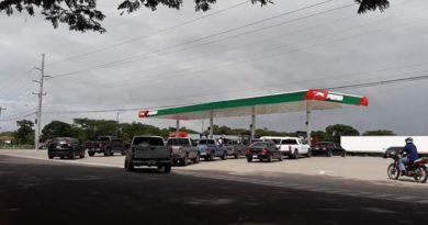 ¡Confirmado! departamento de Olancho sin combustible