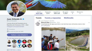 Hernández tuits