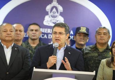 JOH: la fachada del grupo político, económico, militar y religioso que gobierna y mantiene en crisis a Honduras
