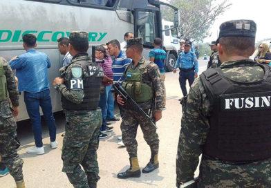 Honduras debe cesar represión y garantizar derecho a la protesta social: CEJIL