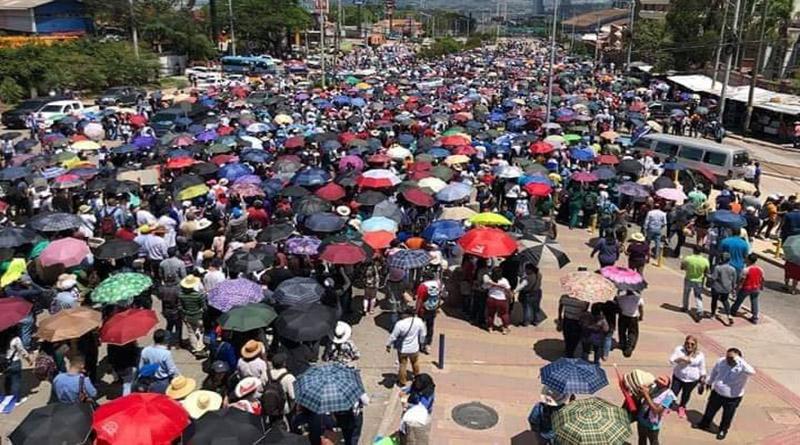 Crisis de gobernabilidad en Honduras