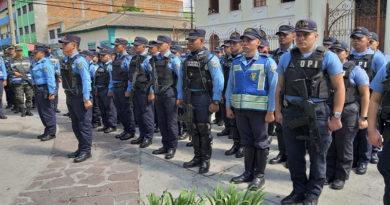 Solo tres de cada 10 hondureños confían en la Policía, según estudio