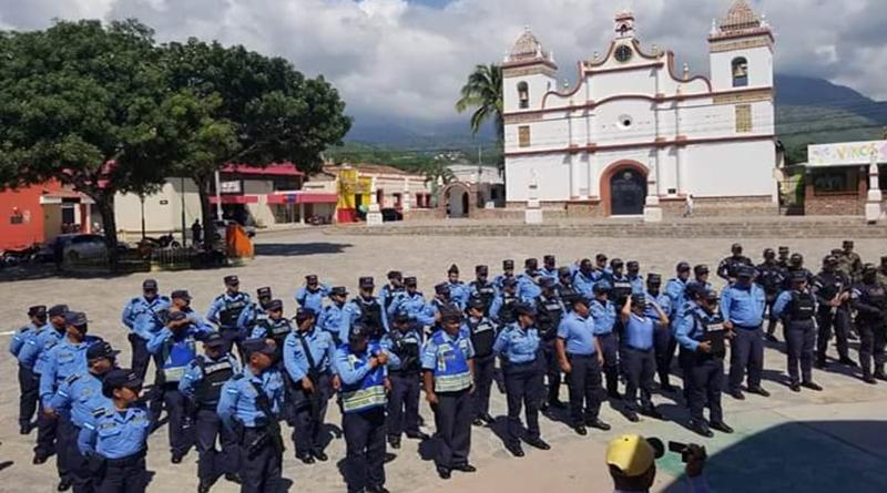 Gobierno militariza toda Honduras