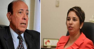 Acusan de conducta antiética a titular del Conadeh y a ministra de DD.HH.