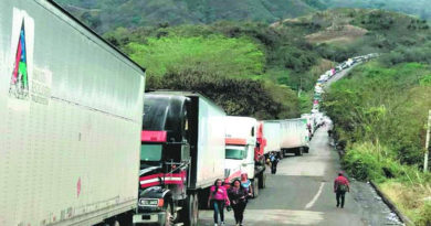 Gobierno genera pleito entre Cohep y transportistas de carga pesada