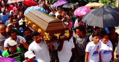 Los militares de Honduras han salido a matar