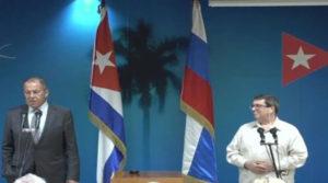 Cuba y Rusia