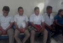 Policía retiene estudiantes del JTR capturados esta tarde