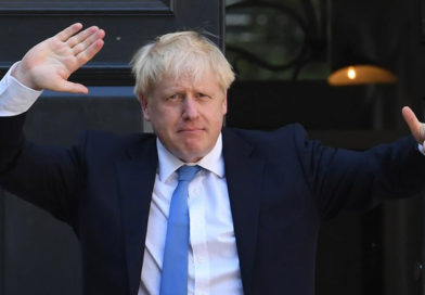 El fracaso del lanzamiento de Boris Johnson por la COVID-19
