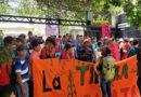"""""""No nos vamos a salir así manden todos los batallones de Honduras"""": Campesinos de Comayagua al gobierno"""