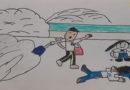 Después de gaseada: niños y niñas del CIIE enfrentan estrés post traumático (vídeo)