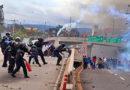 Organizaciones de DD.HH del mundo piden alto a la represión en Honduras