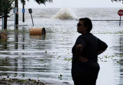 Huracán Barry inunda Luisiana