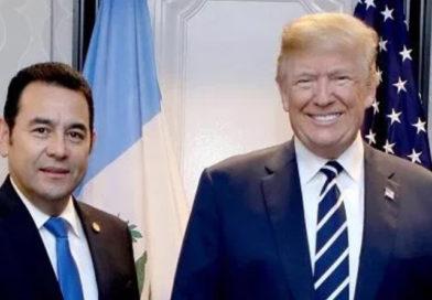 Más de 150 organizaciones de DDHH piden a Guatemala no firmar acuerdo de país seguro con EE.UU