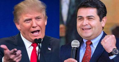 En plática con Trump, Hernàndez solicita $340 millones al FMI para enfrentar la crisis del covid-19