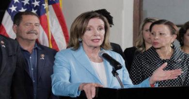 Nancy Pelosi no se reunirá con gobernante de Honduras