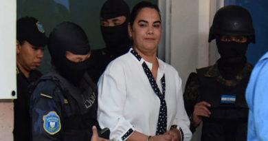 Exprimera dama de Honduras sale en libertad
