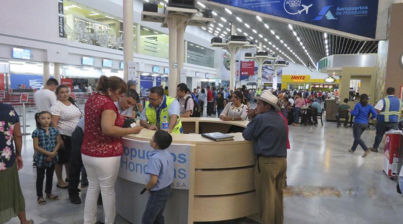 Aeropuertos de Honduras