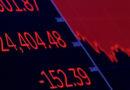 Dow Jones cae más de 700 puntos en medio de señales de recesión