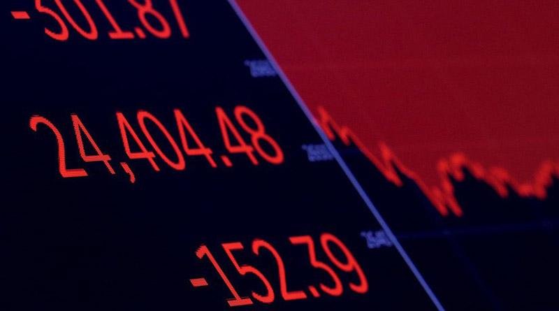 Dow Jones cae