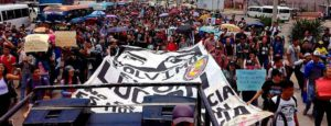 Estudiantes de Honduras