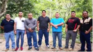 defensores de Río Guapinol