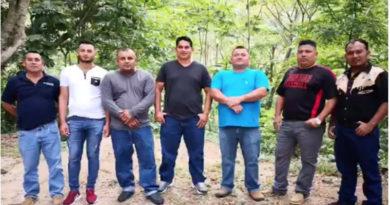 Organizaciones internacionales exigen sacar a defensores de Guapinol fuera de La Tolva