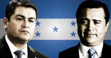 Grabaciones a políticos y miembros de la Secretaría de Seguridad de Honduras corroboran vínculo de JOH con narcotraficantes