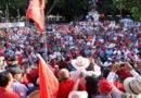 Libre convoca a protestas permanentes para sacar del poder a Juan Hernández