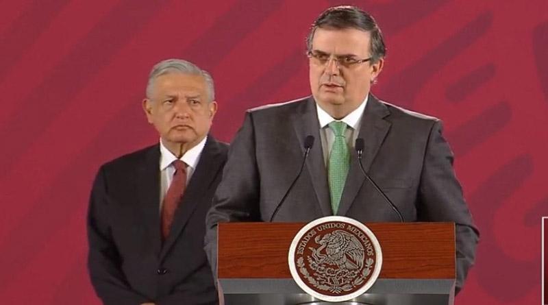 Canciller de México