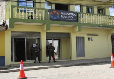 Fiscal presenta acusación de acoso sexual contra coordinador de Ministerio Público de Comayagua