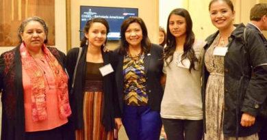 Familia de Berta Cáceres planteò elecciones libres, salida de JOH y justicia para su familiar