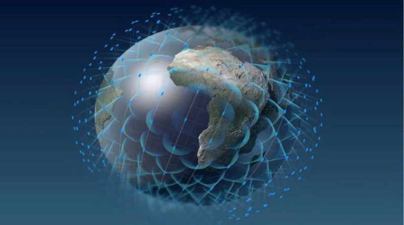 Conozca la enorme red satelital